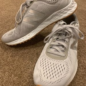 New balance running shoes.